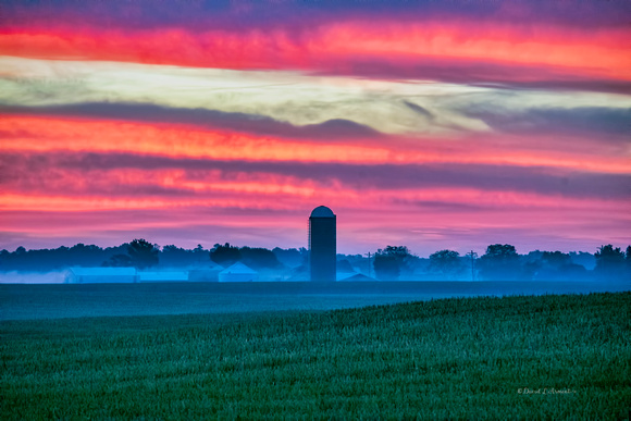 farm landscape morning 201409 _DSC0864