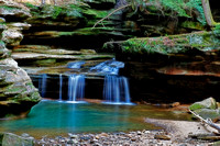 waterfall hocking hills sp OH 20180502 File083