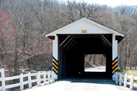 Jacksnon Mills Covered Bridge
