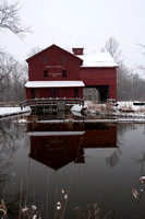 Bonneyville Mill, Winter 2009