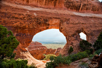 Partition Arch, Arches National Park